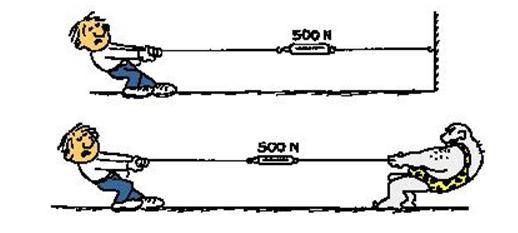 Hasil gambar untuk Hukum newton 3
