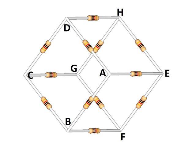 1cube resistor-Model