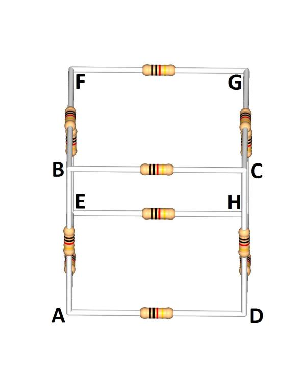 2cube resistor-Model
