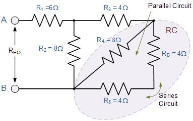 Rangkaian Resistor Tangga Djukarna